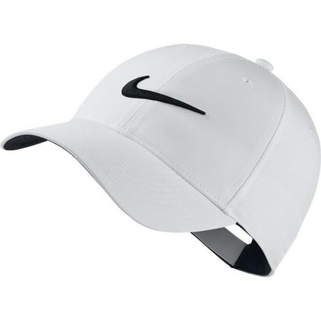 2da0fe306d6 NEW 2018 Nike Legacy91 Tech Adjustable White Anthracite Black Hat Cap -  Walmart.com