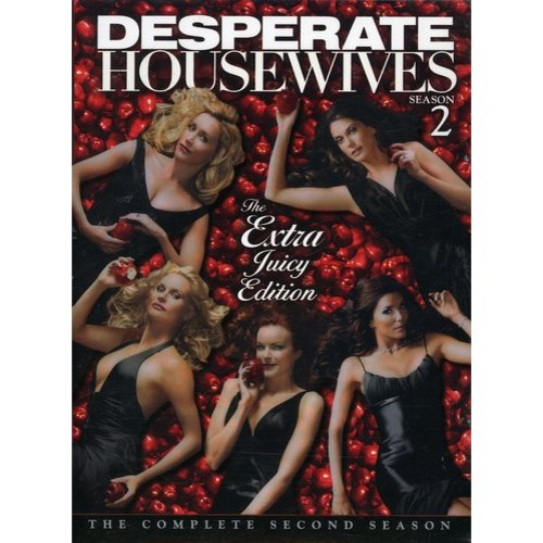 Desperate Housewives: The Complete Second Season (The Extra Juicy Edition) (Widescreen)