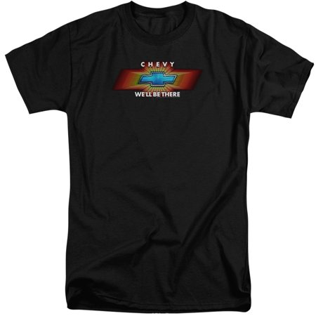 Chevy Chevy Well Be There Tv Spot Mens Big And Tall Shirt