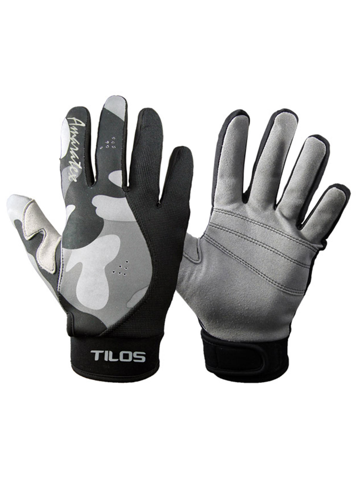 Tilos 1.5mm Neoprene Mesh Water Sports Gloves by Tilos