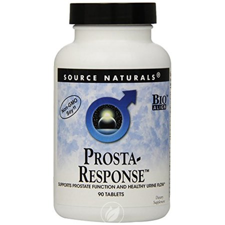 Source Naturals Prosta-Response Bio-Aligned 90 tab, Pack of 2