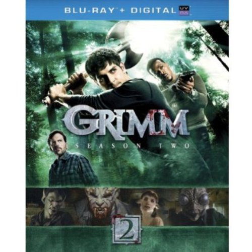 Grimm: Season Two (Blu-ray + Digital HD)