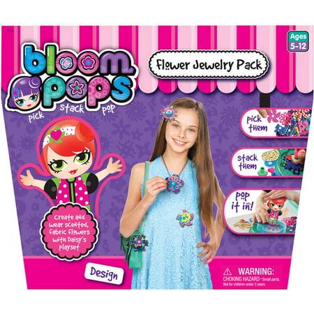 Bloom Pops, Flower Jewelry Pack