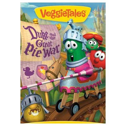 VeggieTales: Duke and the Great Pie War (2005)