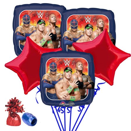 WWE Balloon Bouquet Kit