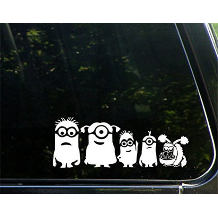 Minion Family With Dog - 9