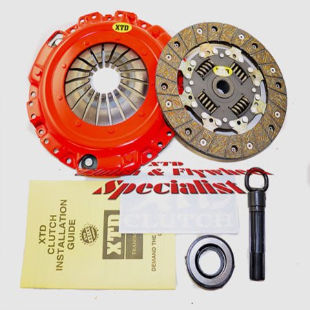XTD STAGE 1 CLUTCH KIT 99-06 VW BEETLE GOLF JETTA GL GLS 2.0L SOHC AEG