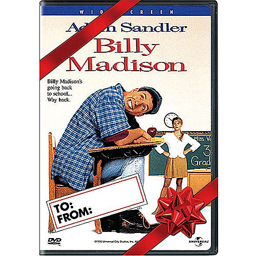 Billy Madison (Holiday Packaging) (Anamorphic Widescreen)