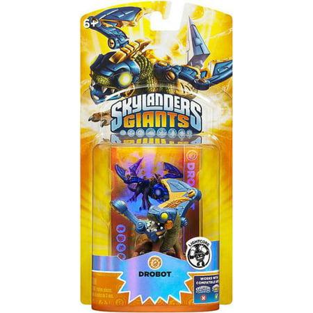 Skylanders Giants: Lightcore - Drobot (Universal) - Crusher Skylander