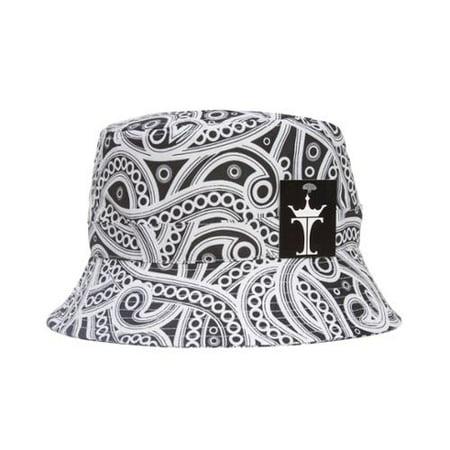 TopHeadwear Sized Bucket Hats, Retro Unique
