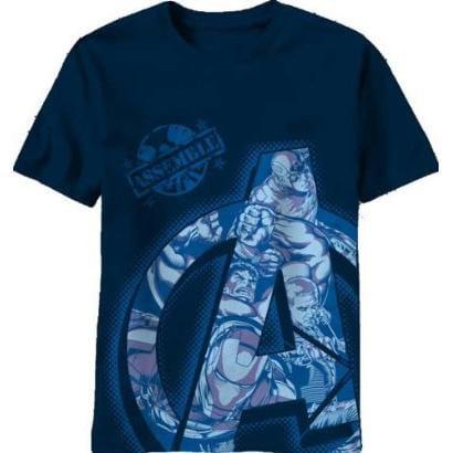 Marvel Avengers Top Secret Squad T-Shirt (Secret Skirt)