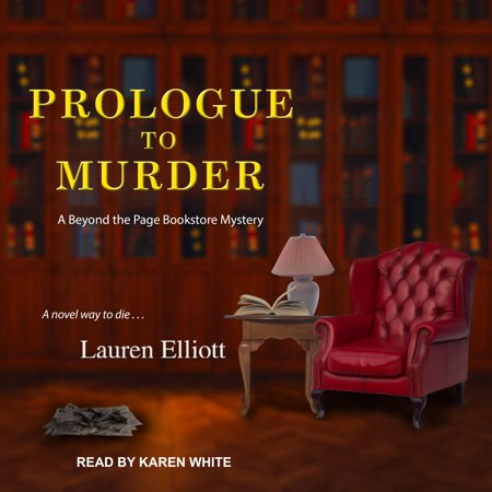 Beyond the Page Bookstore Mystery: Prologue to Murder (Bock Audio)