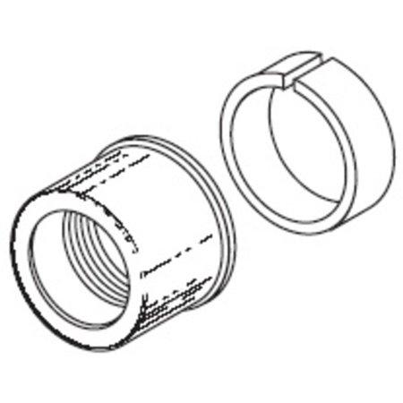 SLOAN B7A Socket Assembly,Brass (Sunlight Socket Assembly)
