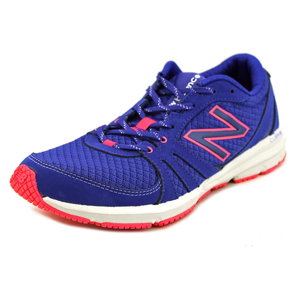 New Balance WX577 Women  Round Toe Synthetic Blue Running Shoe