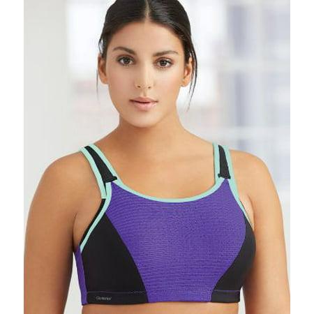 9d77f65ccb Glamorise - Womens Plus Adjustable Wire Sport Bra