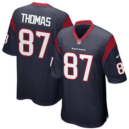 Demaryius Thomas Houston Texans Nike Game Jersey - Navy