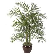 Autograph Foliages W-2700 - 6 Foot Areca Palm Tree - Green