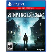 The Sinking City - Day One Edition, Maximum Games, PlayStation 4, REFURBISHED/PREOWNED
