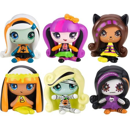 Monster High Minis Season 1 Halloween Mystery - Filme Monster High De Halloween