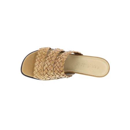 David Tate Womens Adagio Open Toe Casual Slide Sandals - image 2 of 2