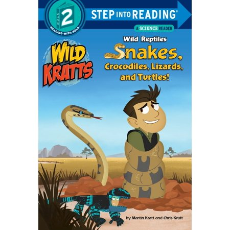 Wild Snake (Wild Reptiles: Snakes, Crocodiles, Lizards, and Turtles (Wild)