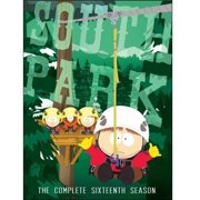 South Park: The Complete Sixteenth Season by PARAMOUNT HOME VIDEO