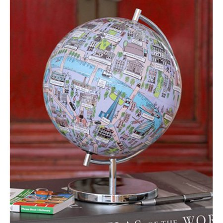 Waypoint Geographic London Globee Globe