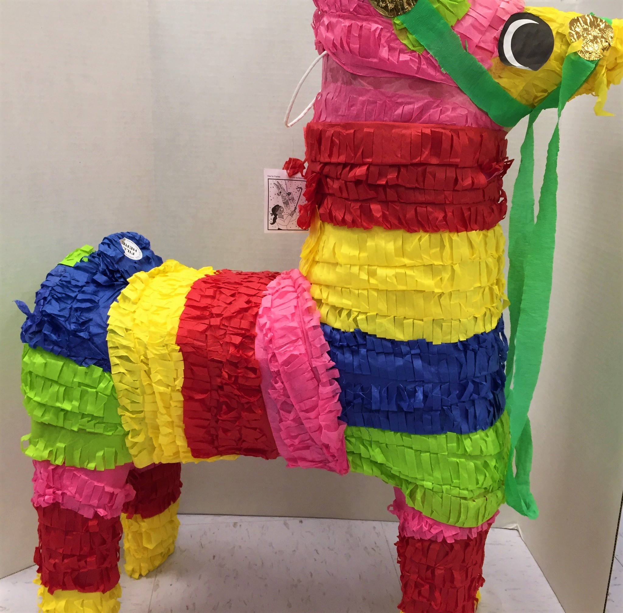Party Piñatas Jumbo Donkey Pinata