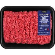 90% Lean/10% Fat Ground Beef Sirloin, 2.25 lbs