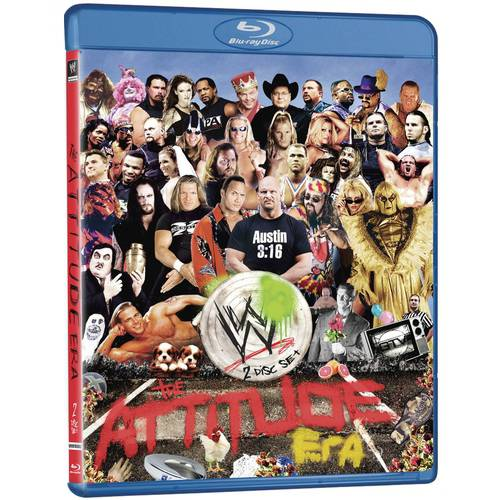 WWE: The Attitude Era (Blu-ray)