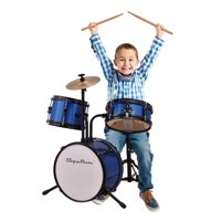 Spectrum AIL 610B Junior Drum Kit, Blazin' Blue