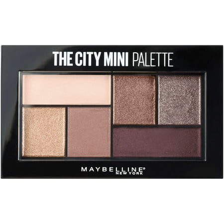 Maybelline The City Mini Eyeshadow Palette, Chill Brunch
