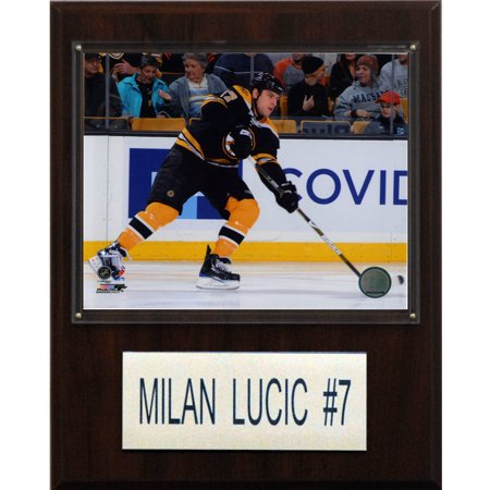 C&I Collectables NHL 12x15 Milan Lucic Boston Bruins Player Plaque