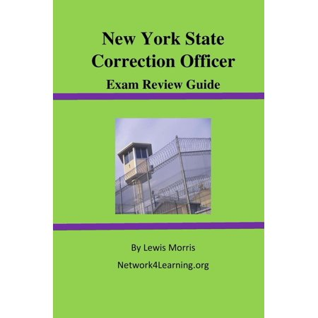 New York State Correction Officer Exam Review Guide - eBook