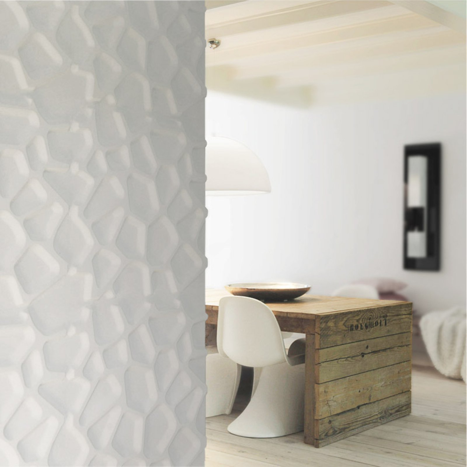 Hive Wall Flats - Set of 10
