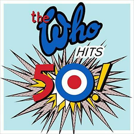 Who Hits 50 (CD)