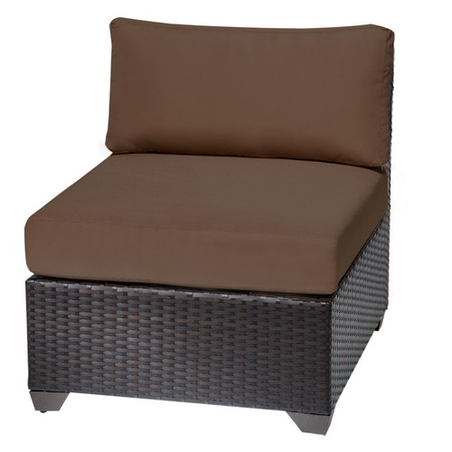 TK Classics Barbados Patio Chair with Cushions