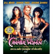 Cannibal Women In The Avocado Jungle Of Death (Blu-ray) by