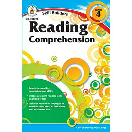 Reading Comprehension, Grade 4 (Halloween Reading Comprehension Grade 4)