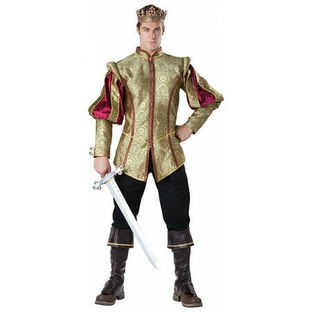 Renaissance Prince Adult Costume - XXX-Large](Renaissance Customes)