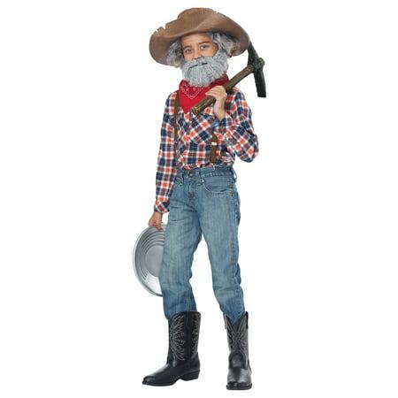 Halloween Child Miner Kit Costume](Miner Costume)