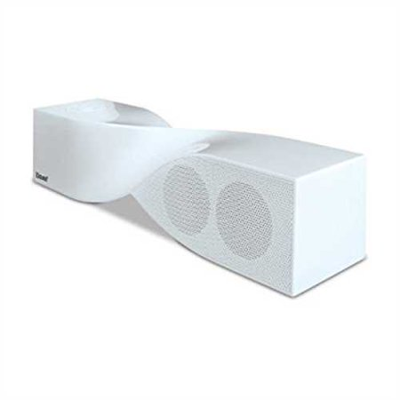 Ihome Bluetooth Speaker - White (I Twist Bluetooth Speaker)