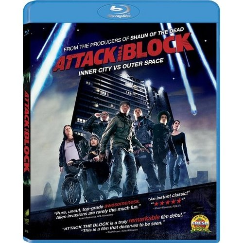 Attack The Block (Blu-ray) (Anamorphic Widescreen)