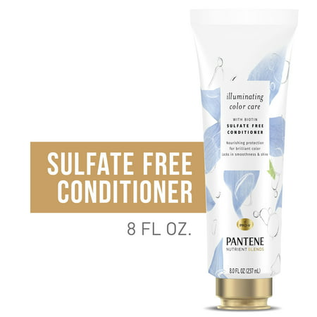 Pantene Nutrient Blends Conditioner, Color Care with Biotin, 8.0 oz