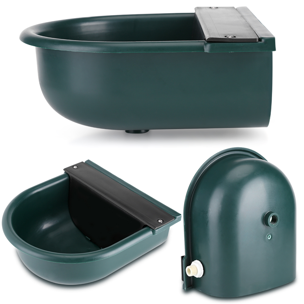 Automatic Farm Grade Automatic Float Valve Waterer Bowl Horse Cattle Goat Sheep Dog Water