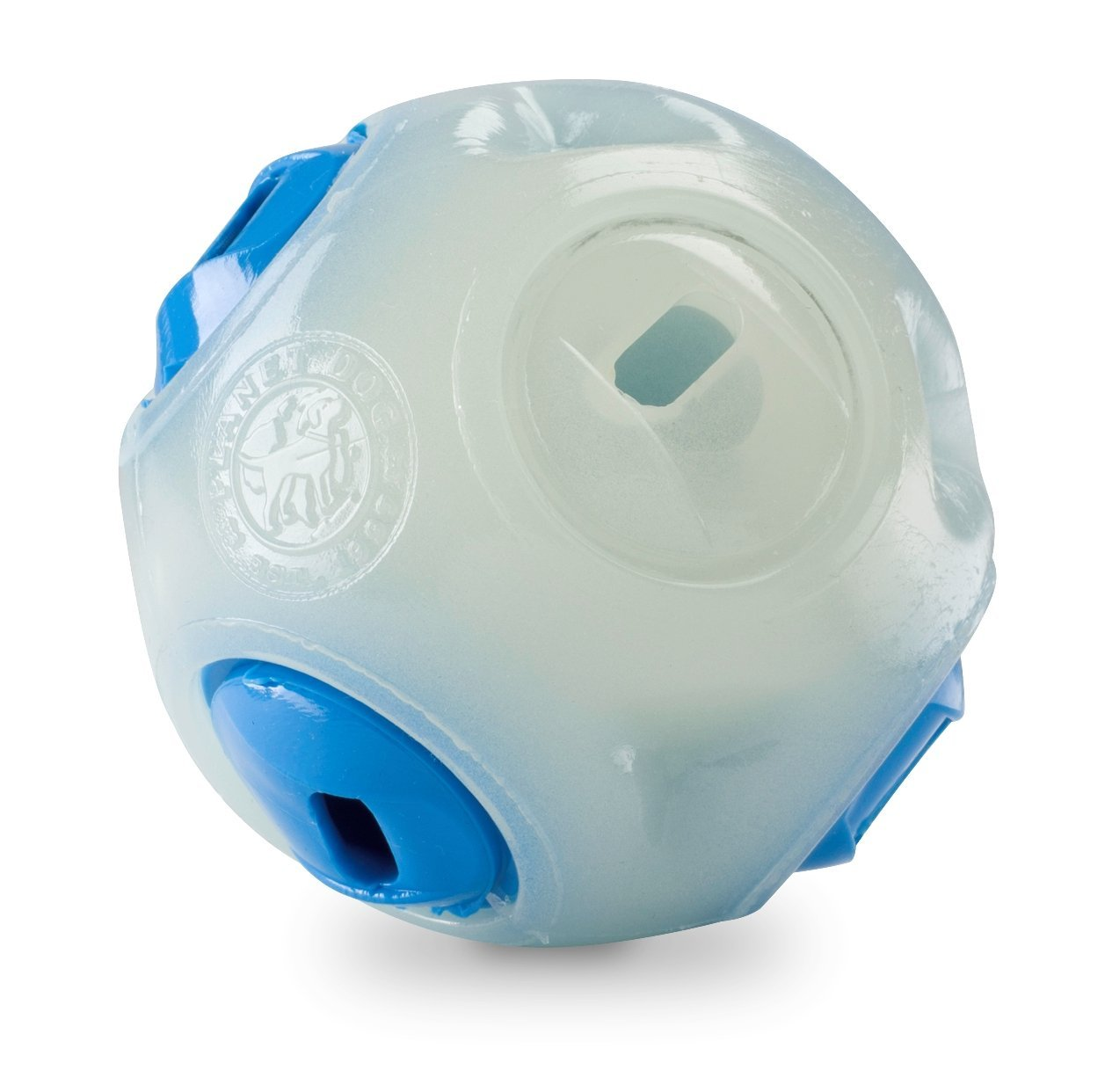Orbee-Tuff Whistle Ball Dog Toy, Made in the USA, by Plan...