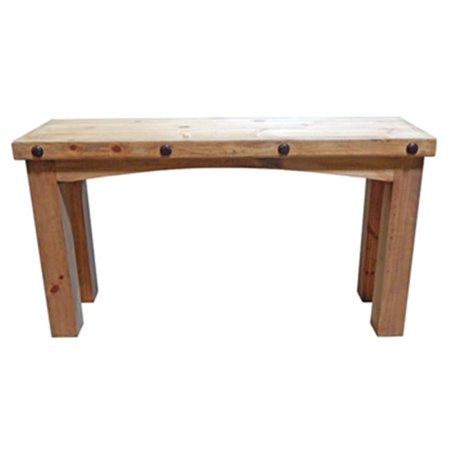 Million dollar rustic 06 1 10 17 sofa wood square leg sofa for 10 inch sofa table