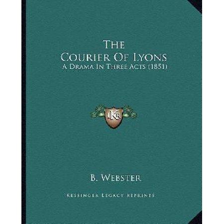 The Courier of Lyons - image 1 de 1