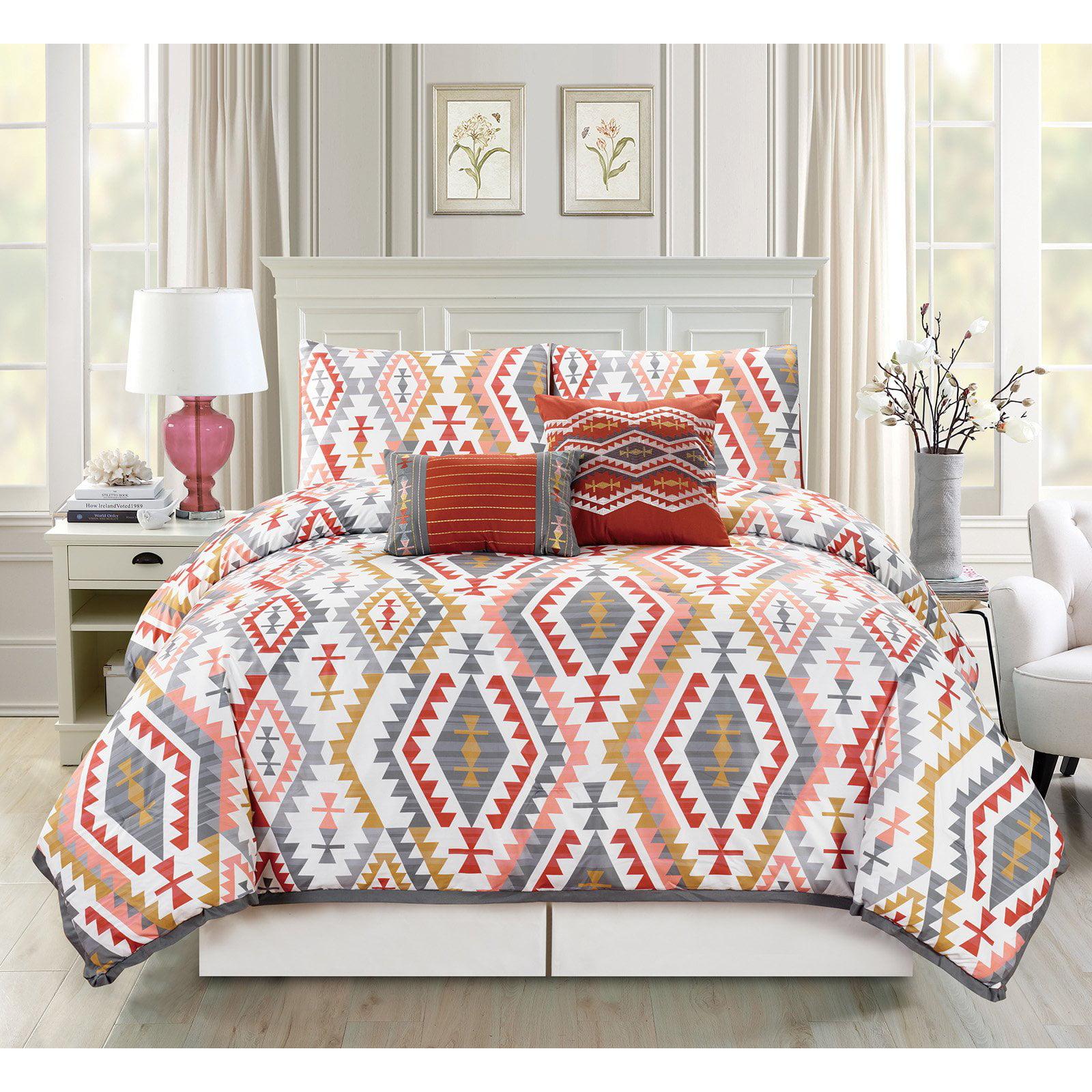 Palazia 5 Piece Comforter Set by Hallmart