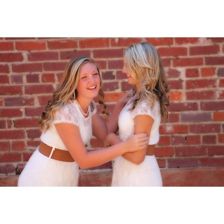 LAMINATED POSTER Mouth Happy Face Bff Smile Laugh Best Friends Poster Print 24 x